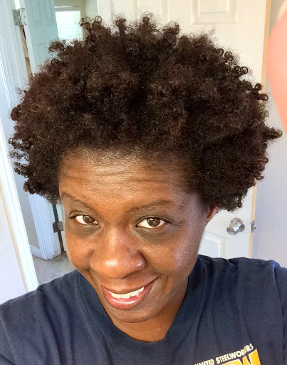 Quick Henna Gloss With Hairscapdes Goat Milk Conditioner Just Curly Me